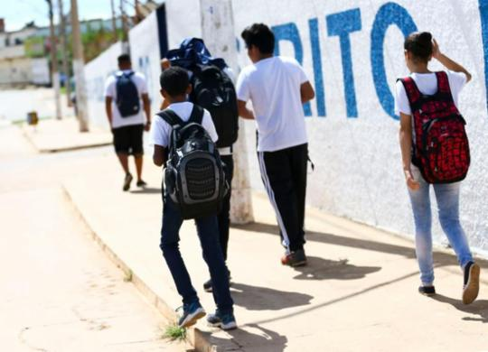 Número de jovens no ensino médio aumenta 61% em seis anos | Marcelo Camargo | Agência Brasil