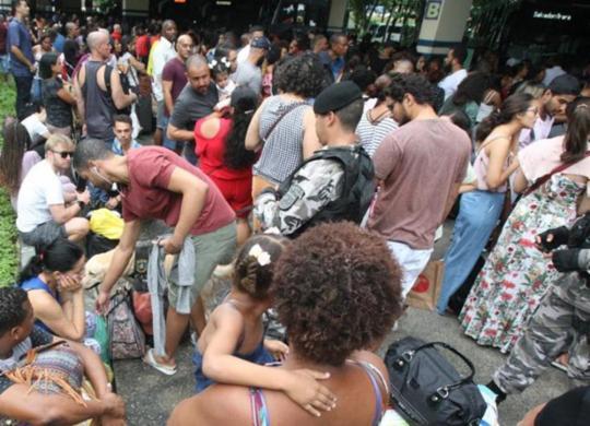 Saída da cidade apresenta fluxo intenso no feriado de Corpus Christi | Luciano da Matta | Ag. A TARDE