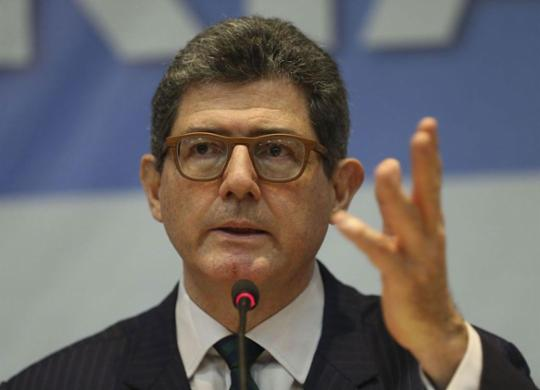 Levy pede demissão da presidência do BNDES após críticas de Bolsonaro | Antonio Cruz l Agência Brasil