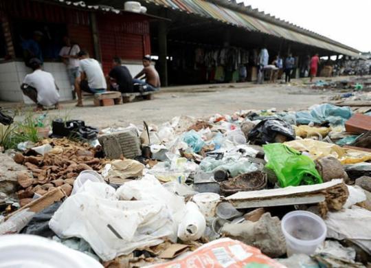 MP aciona dez cidades por não possuírem plano de saneamento básico | Joá Souza | Ag. A TARDE