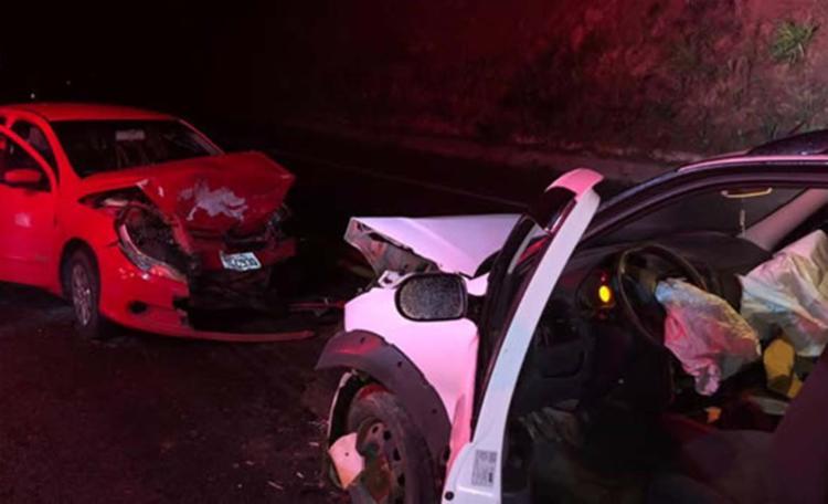 O acidente aconteceu entre as cidades de Itamaraju e Itabela - Foto: Reprodução   Itamaraju Notícias
