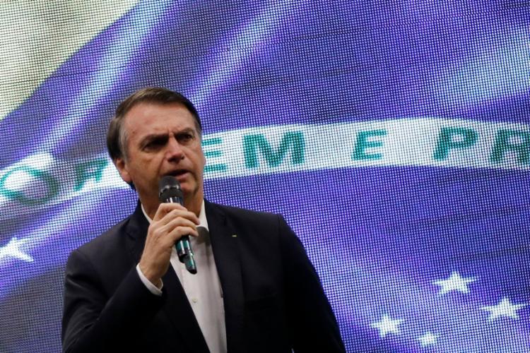 O presidente ainda voltou a lamentar a prisão do segundo-sargento da Aeronáutica detido com cocaína na Espanha - Foto: Fernando Frazão   Agência Brasil