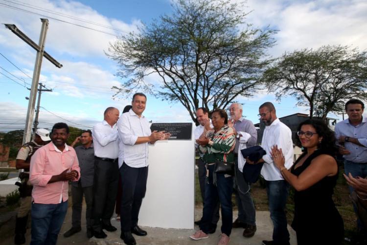 Ações no município envolveram uma série de assinaturas e inaugurações que ultrapassam R$ 4 milhões em investimentos - Foto: Mateus Pereira
