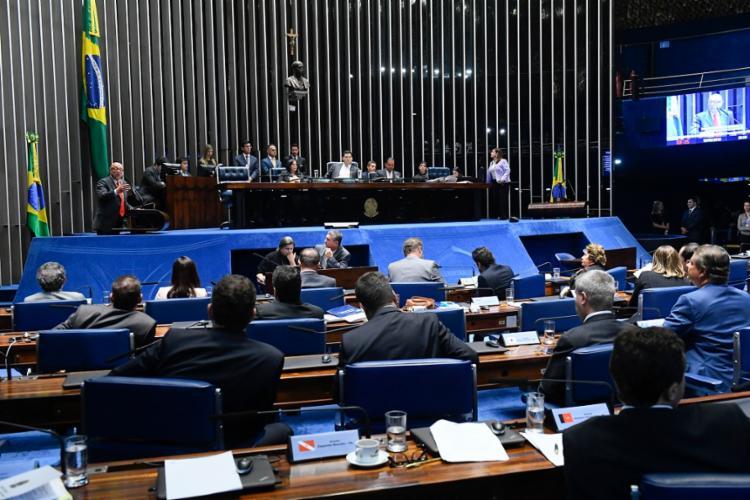 ecisão pode ser revertida na Câmara, mas medida também enfrenta resistência entre deputados - Foto: Marcos Oliveira   Agência Senado