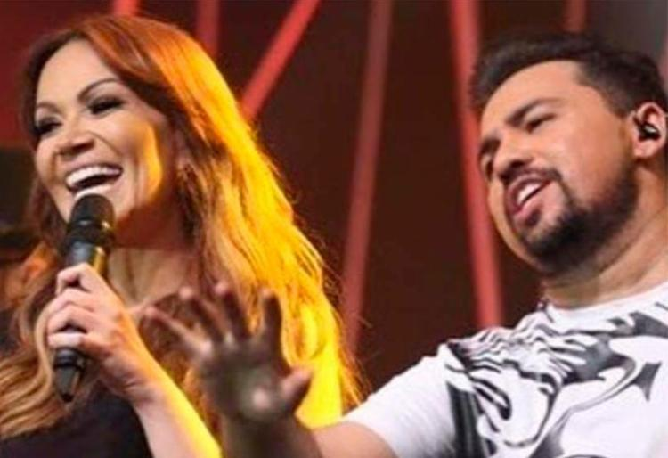 Reportagem veiculada em site diz que os cantores Solange Almeida e Xand Avião estariam sendo investigados - Foto: Reprodução | Instagram
