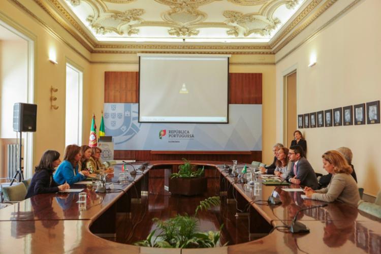 Governos baiano e português se reúnem em país lusitano - Foto: Divulgação