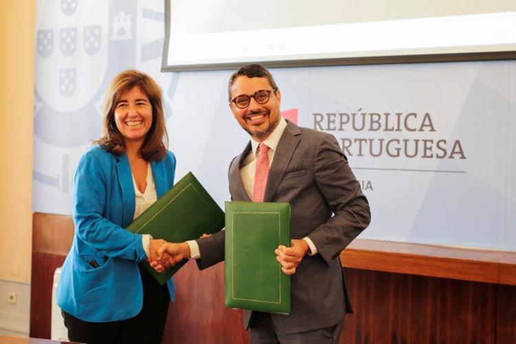 Com a assinatura do documento, Portugal se compromete a apoiar o governo baiano com a experiência técnica na recuperação do patrimônio arquitetônico, histórico e cultural - Foto: Divulgação | Secom