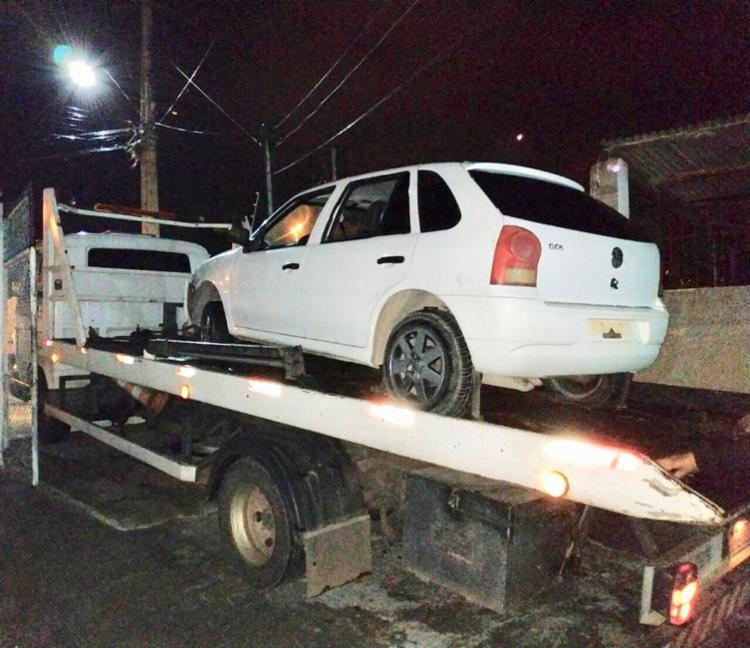 Suspeitos foram autuados por associação criminosa e receptação - Foto: Divulgação | SSP-BA