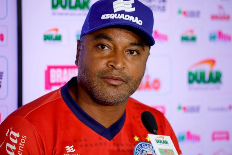 Treinador conquistou a aprovação da exigente torcida tricolor - Foto: Divulgaão   EC Bahia
