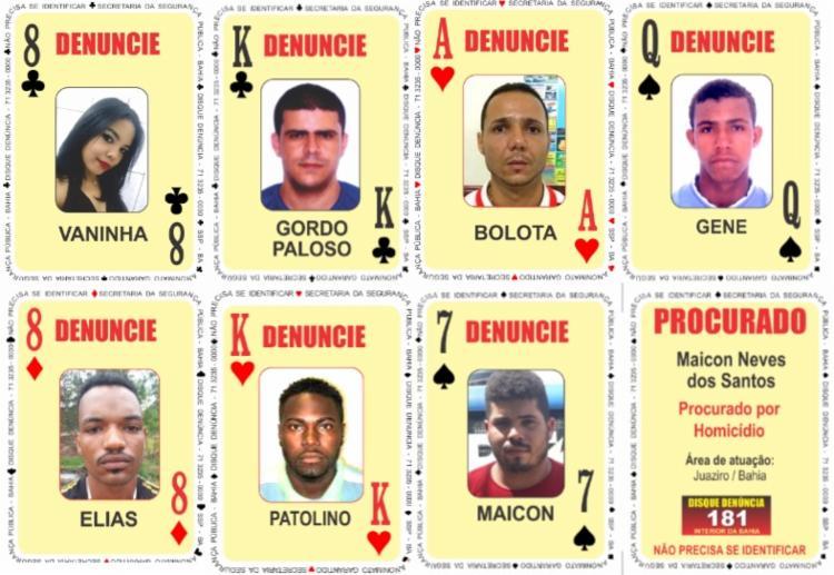 Ferramenta é utilizada desde 2011 e apresenta os suspeitos mais procurados do estado - Foto: Divulgação | SSP