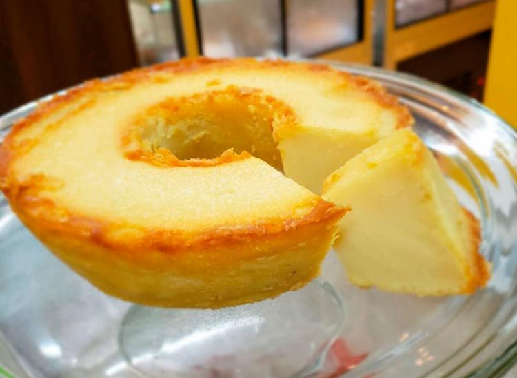 Bolo de aipim é um dos bolos tradicionais dos festejos juninos | Foto: Divulgação