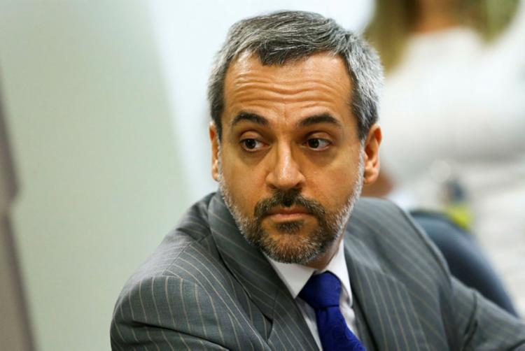 Ministro fez comentário no Twitter ironizando militar preso com drogas - Foto: Marcelo Camargo | Agência Brasil