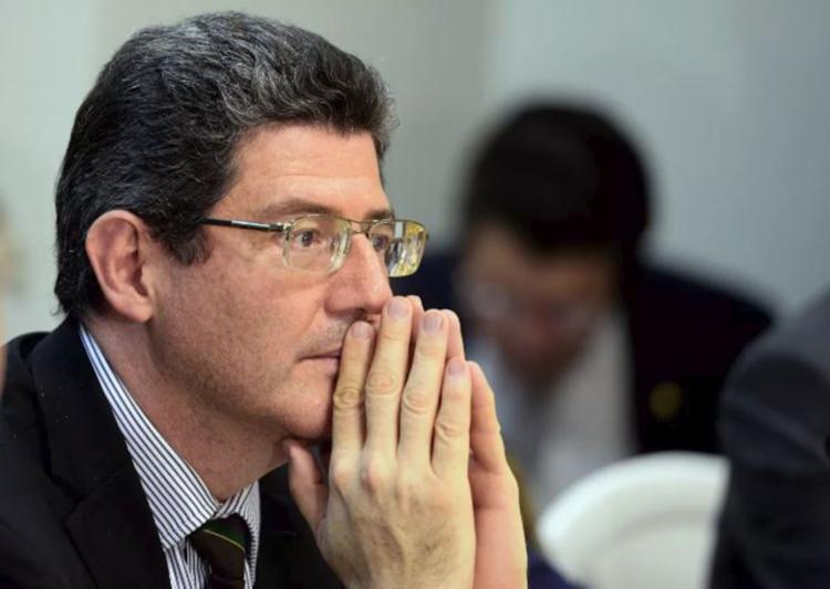 Pedido de demissão por parte de Levy já era esperado desde a tarde de sábado, 15 - Foto: Wilson Dias | Agência Brasil