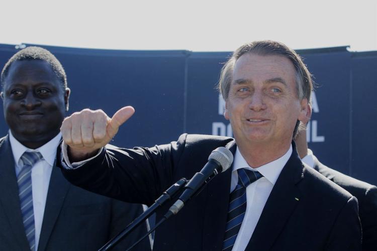 Para o presidente, o Brasil tem mais a ganhar do que a perder com a união monetária - Foto: Tânia Rêgo l Agência Brasil