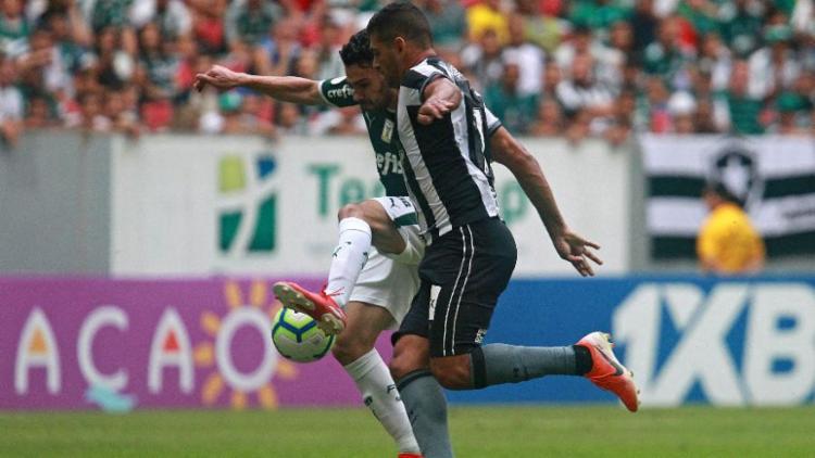 Palmeiras venceu por 1 a 0; Botafogo pede anulação por uso irregular do VAR - Foto: Vitor Silva | Botafogo