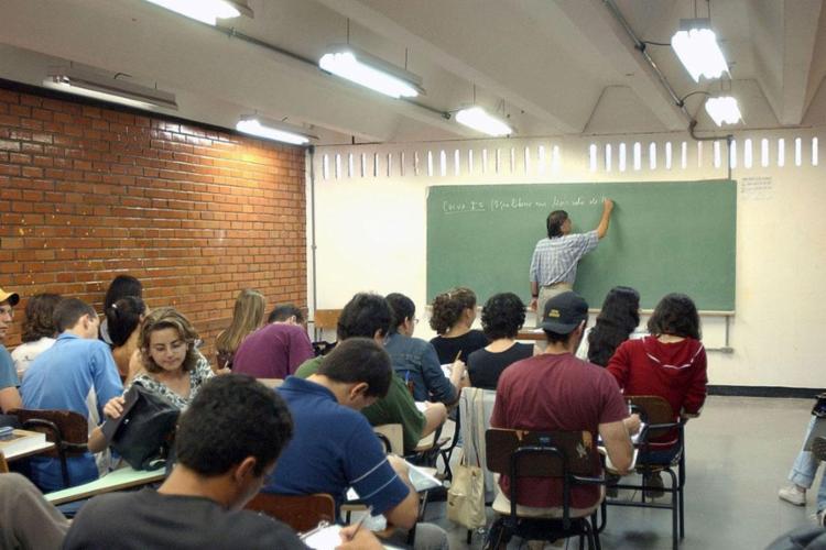 O ProUni oferece bolsas de estudos integrais e parciais (50%) em instituições particulares de ensino superior | Foto: Arquivo l Agência Brasil - Foto: Arquivo l Agência Brasil