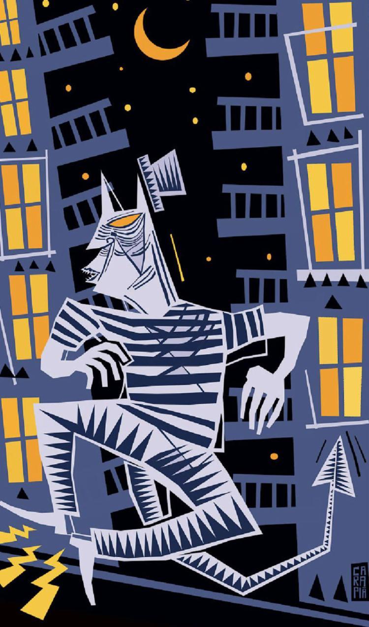 O morador expulso não perde a posse da propriedade, mas o direito ao convívio - Foto: Carapiá | Ag. A TARDE