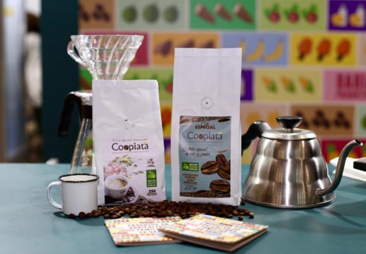 Piatã é o principal município produtor de cafés de alta qualidade do Norte e Nordeste e possui lavouras com altitudes de 1.260 até 1.400 metro - Foto: Divulgação