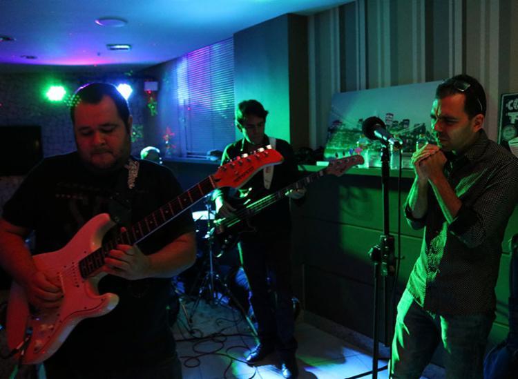 Banda promete agitar público com músicas do Pink Floyd - Foto: Divulgação