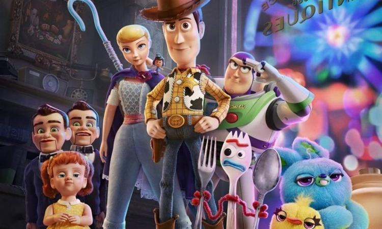 Novo filme estreia 9 anos depois de Toy Story 3 - Foto: Divulgação