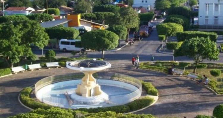 Corpo estava nas proximidades de uma fonte de água termal da cidade - Foto: Reprodução | Toda Bahia