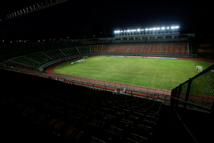 Os treinamentos da seleção colombiana estão programadas para acontecer durante a semana em Pituaçu - Foto: Uendel Galter | AG. A TARDE