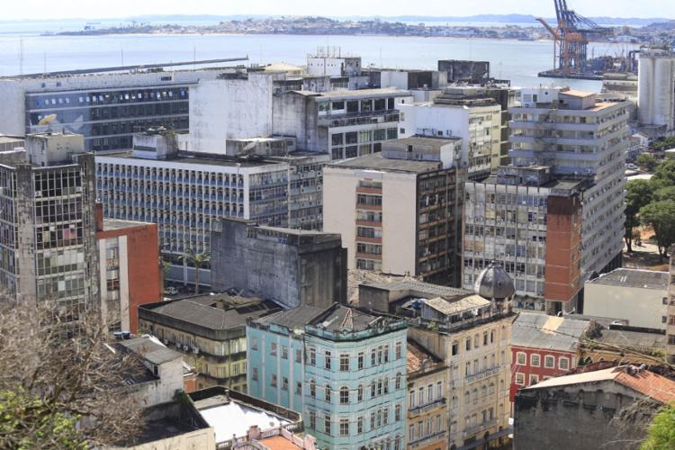 São 18 edifícios em ruína ou subutilizados - Foto: Joá Souza l Ag. A TARDE