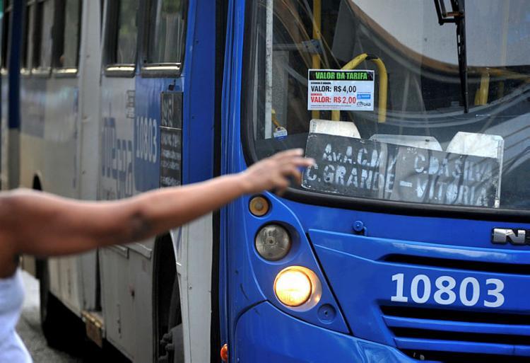 Operação especial vai atender ao passageiros durante os jogos da competição na Arena Fonte Nova - Foto: Felipe Iruatã   Ag. A Tarde