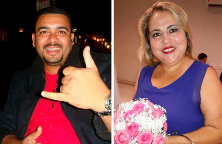 Aidilson responde pelo assassinato de Janaína de Oliveira - Foto: Arquivo Pessoal