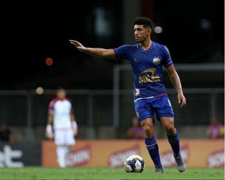Douglas Augusto fez 29 partidas pelo Bahia e não marcou gol - Foto: Reprodução | Instagram