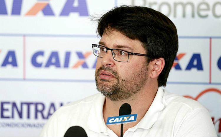 O presidente do Bahia respondeu a perguntas de torcedores do clube em seu perfil nas redes sociais - Foto: Felipe Oliveira | EC Bahia