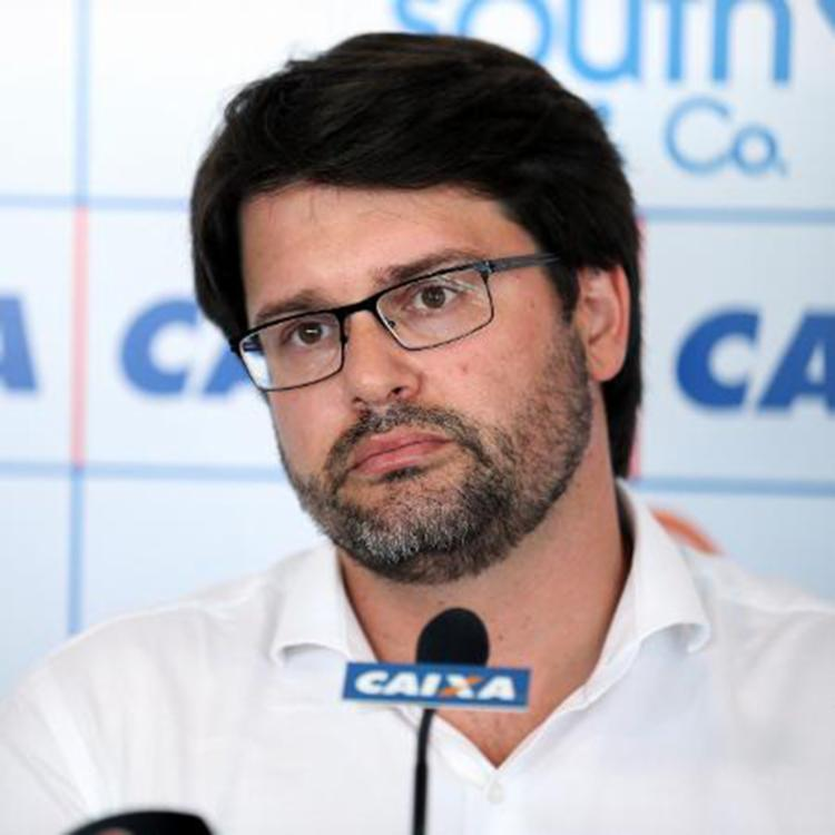 Presidente descarta pedido de anulação da partida - Foto: Felipe Oliveira | EC Bahia