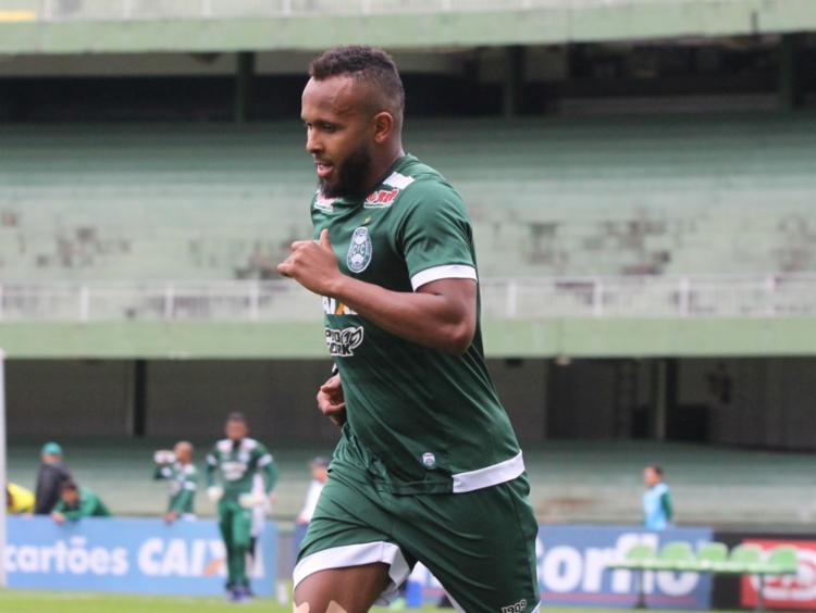 O jogador defendeu o Coritiba em 2018, onde disputou 23 partidas e marcou dois gols - Foto: Divulgação | Coritiba