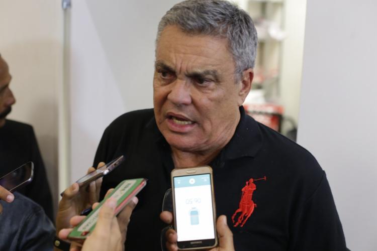 Paulo Carneiro também comentou sobre a necessidade emergencial de mudança - Foto: Uendel Galter | Ag. A TARDE