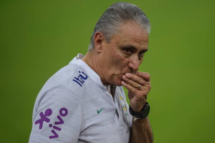 Após o empate sem gols contra a Venezuela, a seleção brasileira pode ter novidades para a partida - Foto: Reprodução | FP