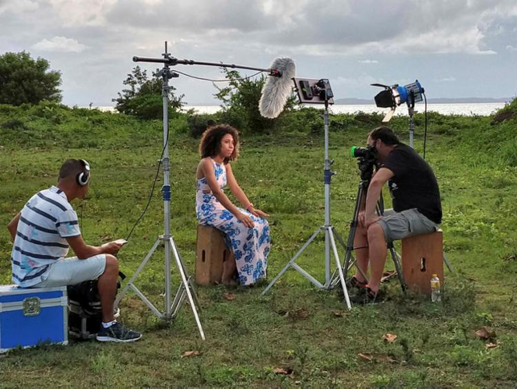 O filme foi rodado no subúrbio ferroviário e no Parque São Bartolomeu - Foto: Dejair Santos | Divulgação