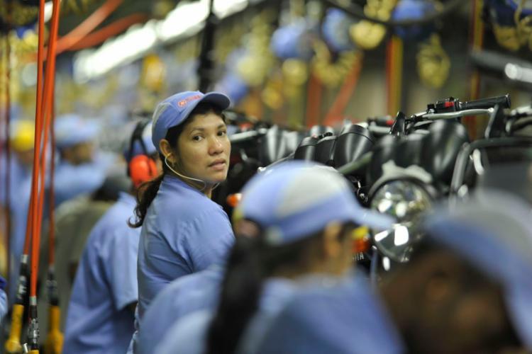 Jornada das mulheres no trabalho produtivo pago é menor, diz pesquisadora - Foto: José Paulo Lacerda | CNI