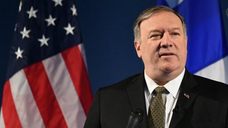 Pompeo destacou, contudo, que os EUA não deixarão de pressionar a República Islâmica a mudar seu posicionamento no Oriente Médio - Foto: Mandel Ngan   AFP
