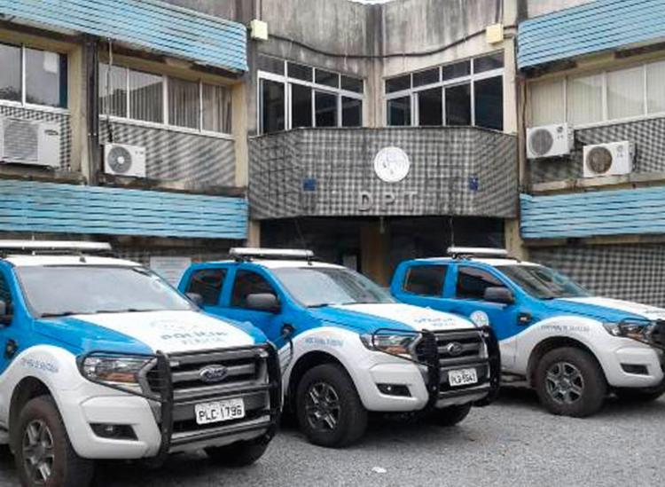 Corpos foram encaminhados para o Departamento de Polícia Técnica (DPT) local - Foto: Reprodução   Acorda Cidade
