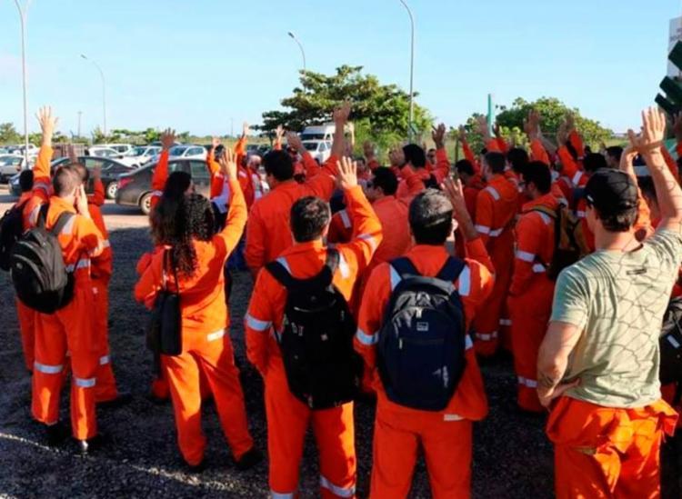 Categoria decidiu em assembleia aderir a greve geral de 14 de junho - Foto: Divulgação | FUP