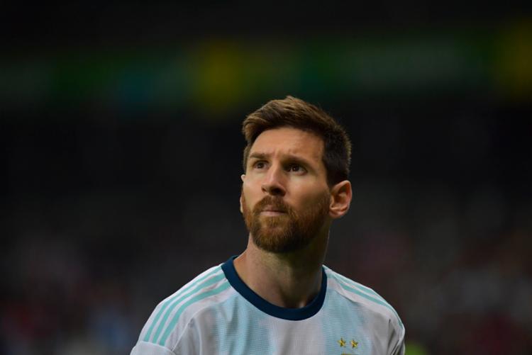 Após dois jogos, a Argentina tem só um ponto e está na lanterna da chave - Foto: Luis Acosta   AFP
