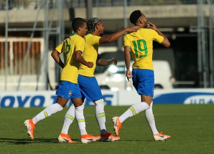 Seleção chegou ao nono título da tradicional competição disputada em solo francês - Foto: Fernando Torres | CBF