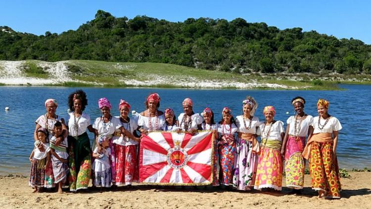 História das Ganhadeiras será o enredo da escola de samba Unidos do Viradouro - Foto: Divulgação