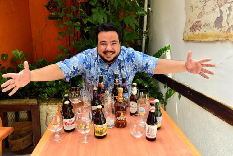 Evento foi criado pelo sommelier de cervejas Vini Carvalho - Foto: Divulgação
