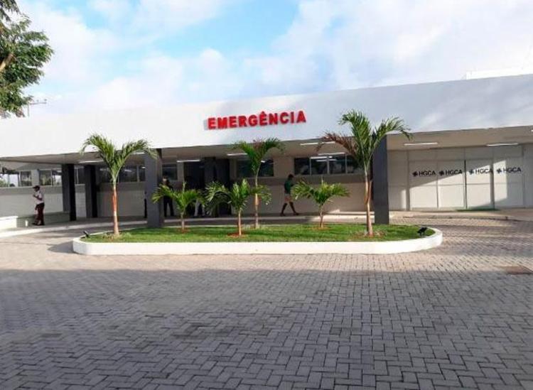 Vítima chegou a ser socorrida para o Hospital Geral Clériston Andrade (HGCA), mas não resistiu - Foto: Reprodução | Acorda Cidade