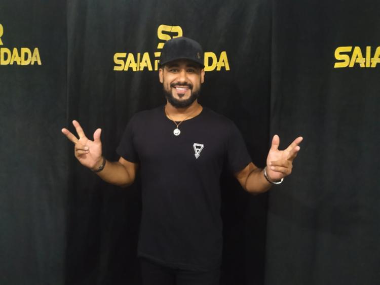 Saia Rodada cantou músicas de Gabriel Diniz durante 20 minutos