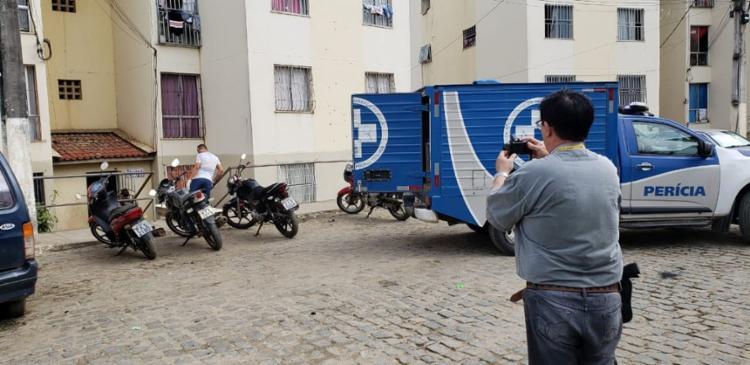 Antônio residia no condomínio Pedro Fontes I, bairro São Roque - Foto: Divulgação | Verdinho Itabuna