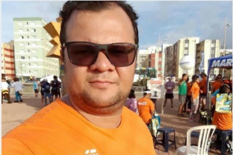 Elison Santos Barbosa, de 35 anos, morreu após levar choque elétrico - Foto: Reprodução | Rede Bahia