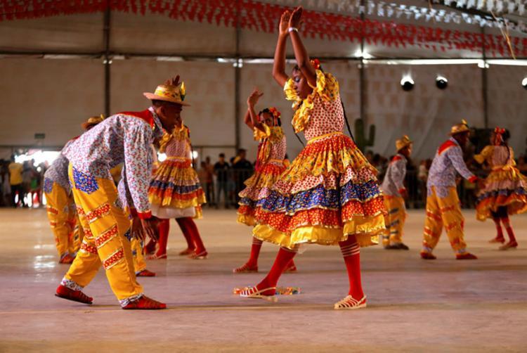 Forró pode ser declarado como patrimônio imaterial do Brasil até meados de 2020 - Foto: Adilton Venegeroles | Ag. A TARDE