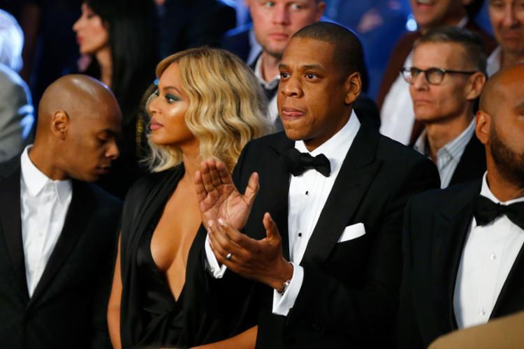 Jay-Z, cujo nome de batismo é Shawn Carter, é marido da cantora Beyoncé - Foto: Al Bello l AFP